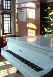 piano tuner in central london